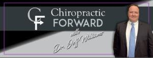 Chiropractic Forward Podcast Banner