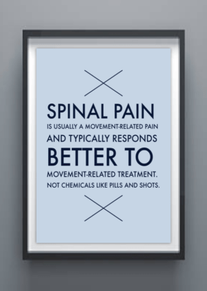 spinal pain mechanical