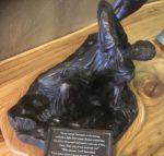 saul apostle paul damascus sculpture