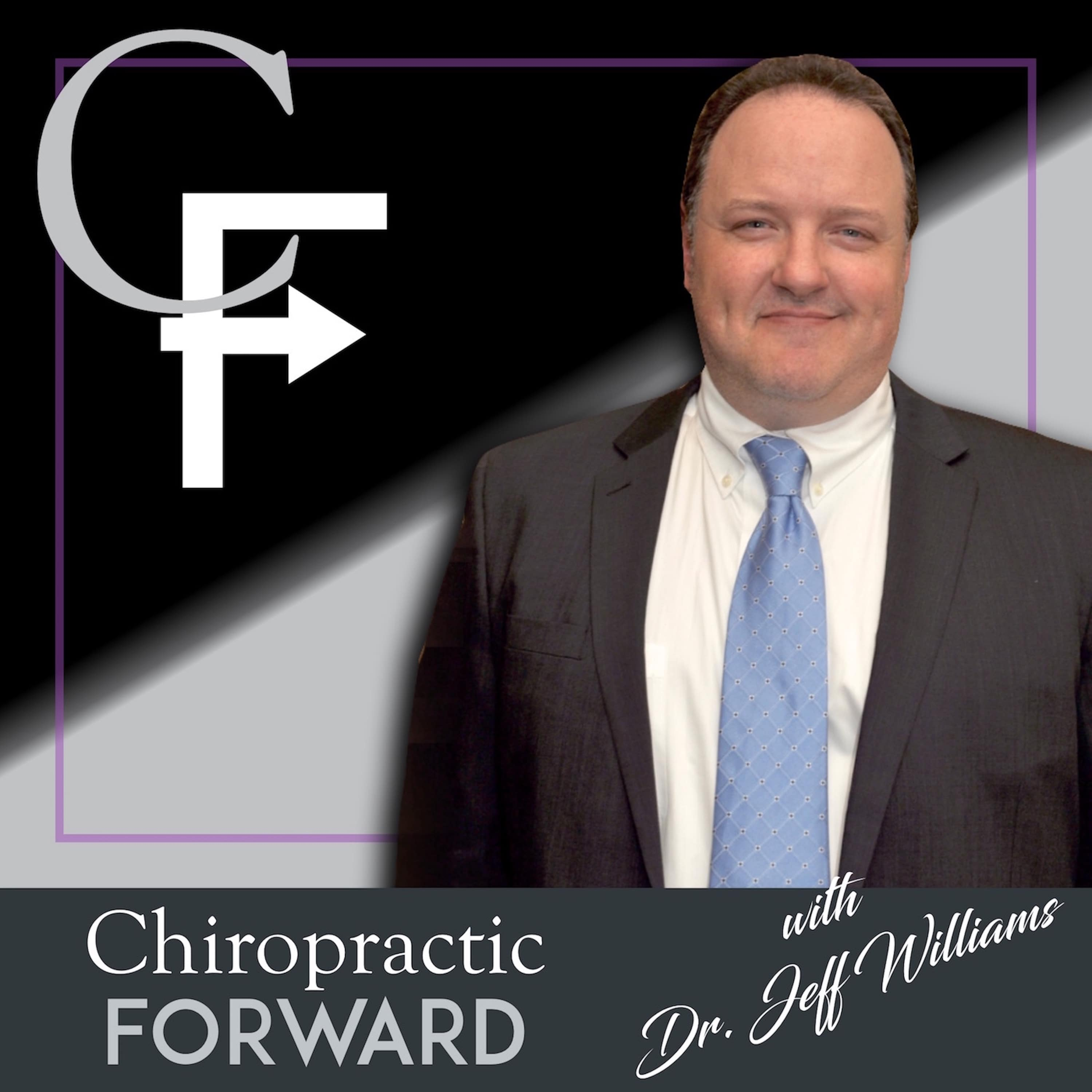 Evidence based chiropractic forward podcast