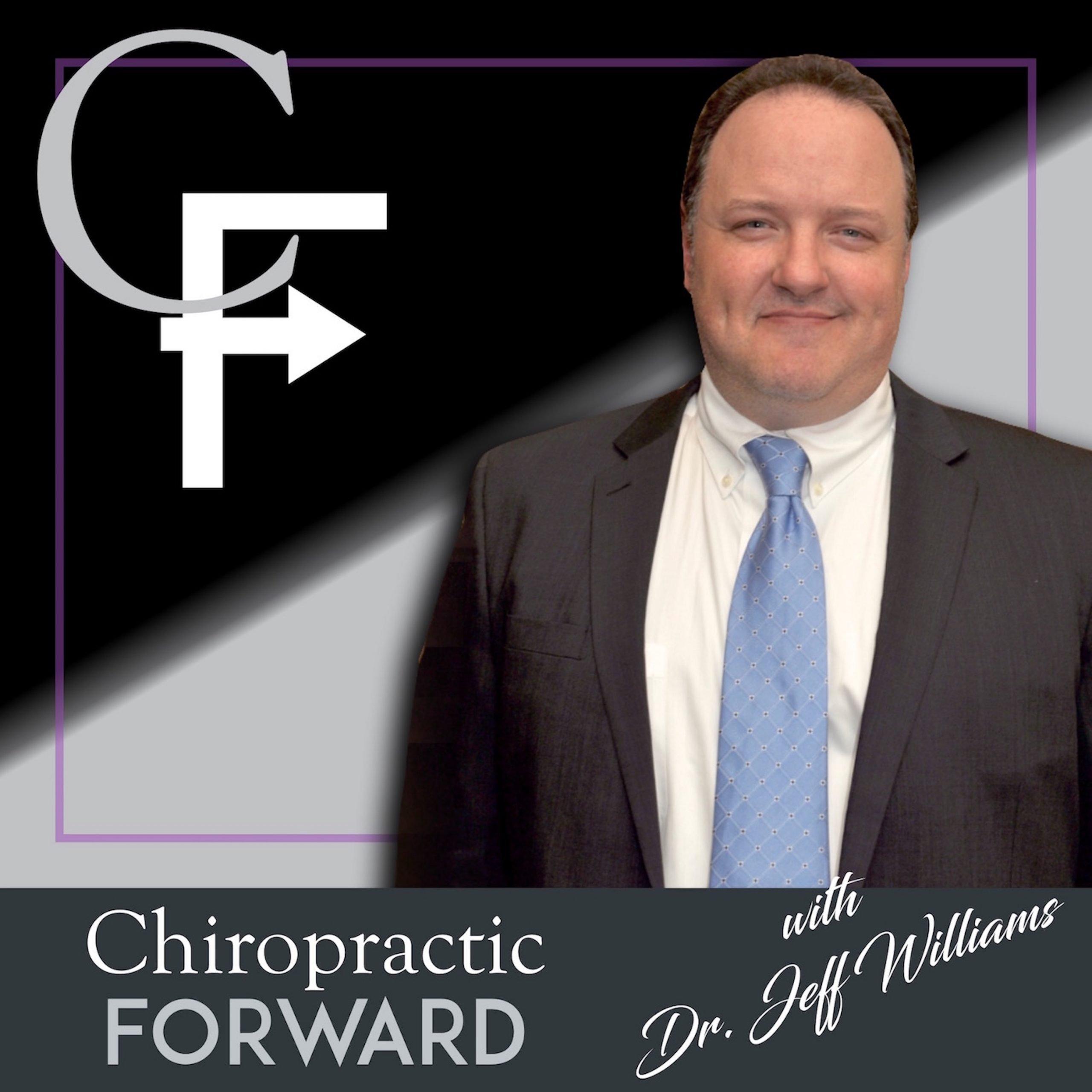 Jeff Williams - evidence-based chiropractor